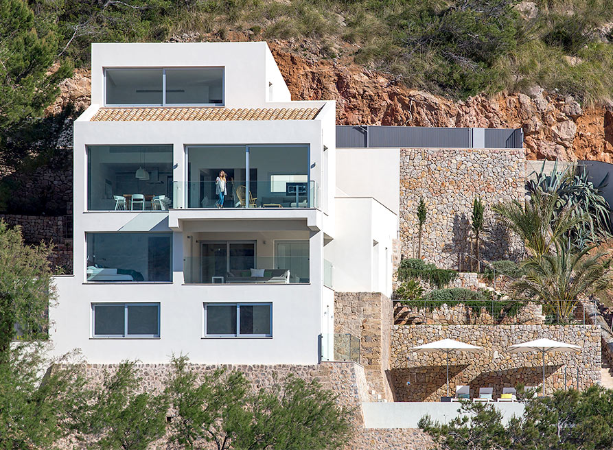 New construction projects in Mallorca