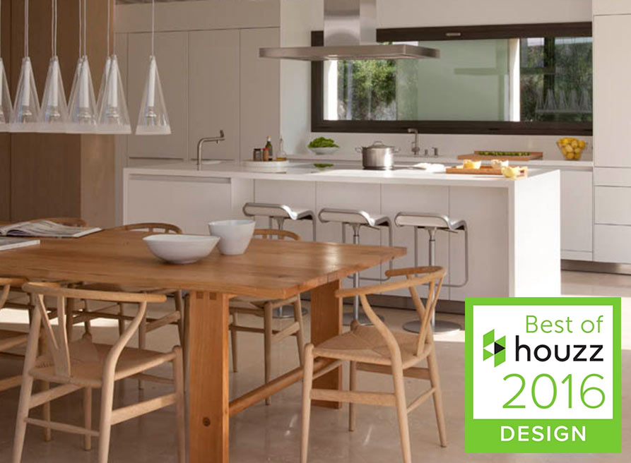 Recently, the Houzz community has selected one of the new construction projects LF91