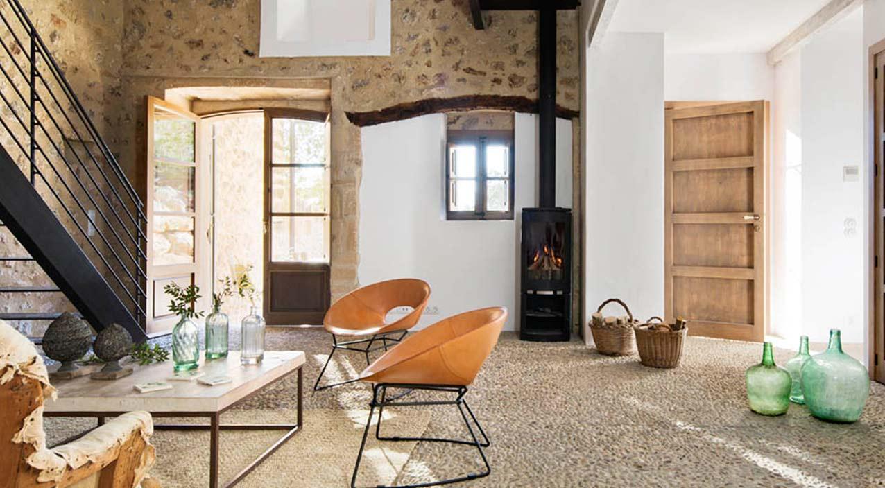 Dalt de can suau lf91 project management mallorca Interiores de casas antiguas fotos